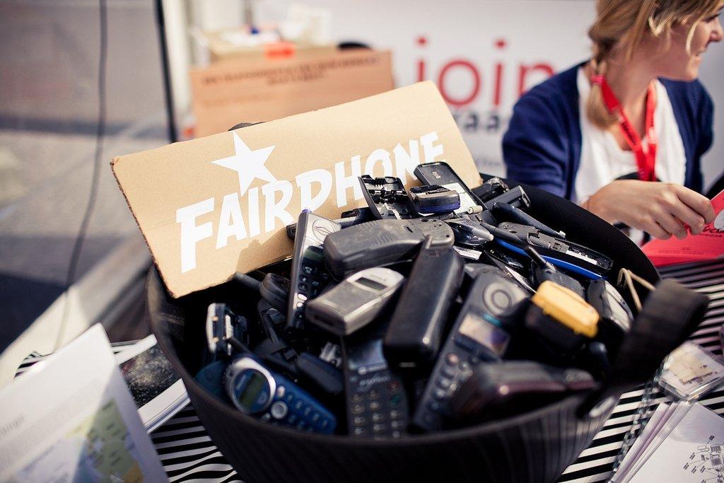 Fairphone se ha propuesto ser un smartphone lo más sostenible posible