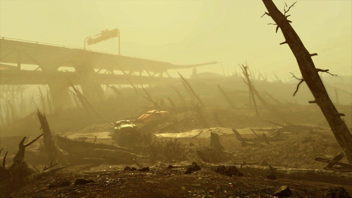 Fallout 4. ¿Quién no querría despertar en un mundo lleno de radiación?