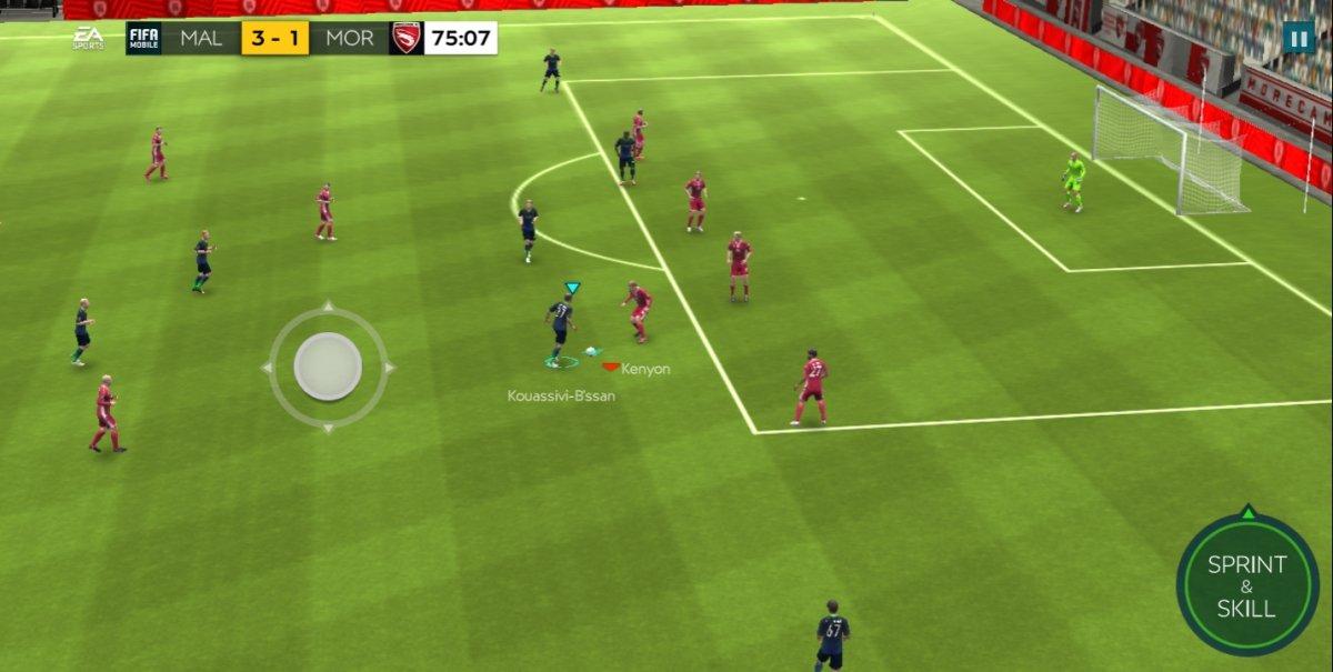 Fifa Mobile de la temporada 2019-2020