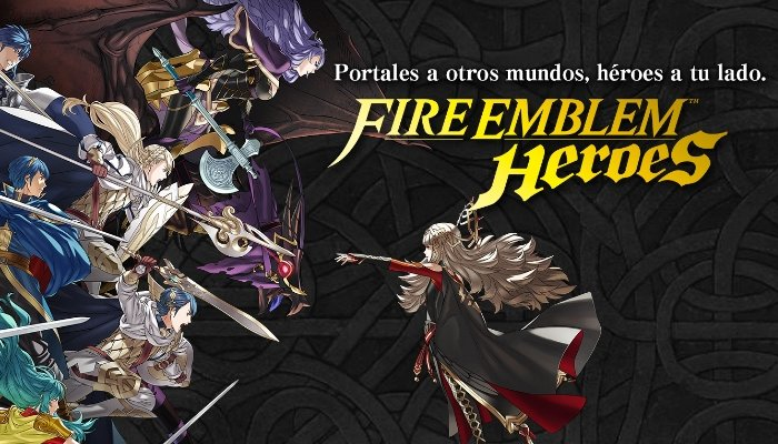 Fire Emblem Heroes para dispositivos móviles