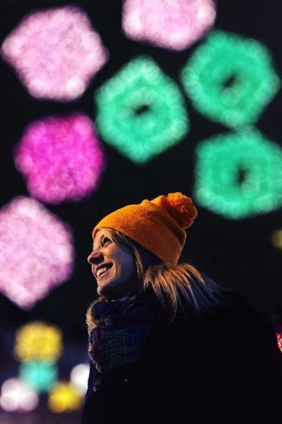 Foto de José Luis Barcia sobre la Navidad hecha con iPhone 6 en Madrid