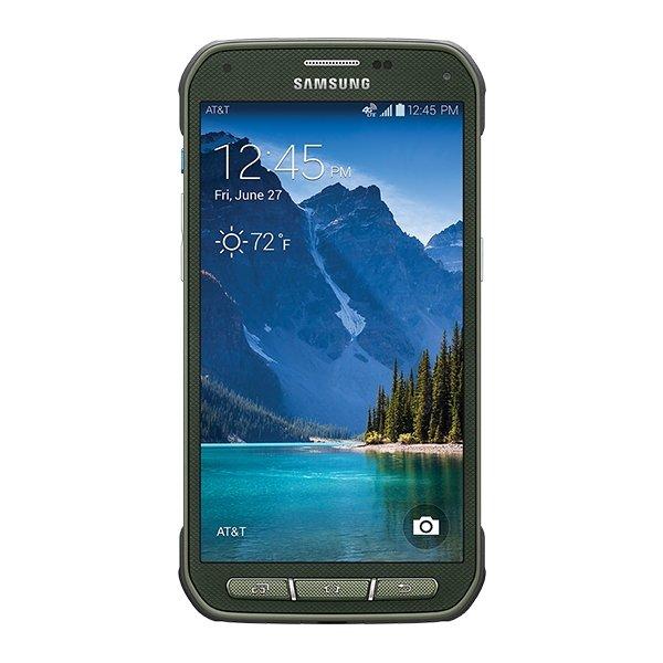 Fotografía del Samusng Galaxy S5 Active