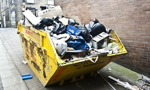 Fred Durst, a punto de dar nombre al servicio de basuras de Austin