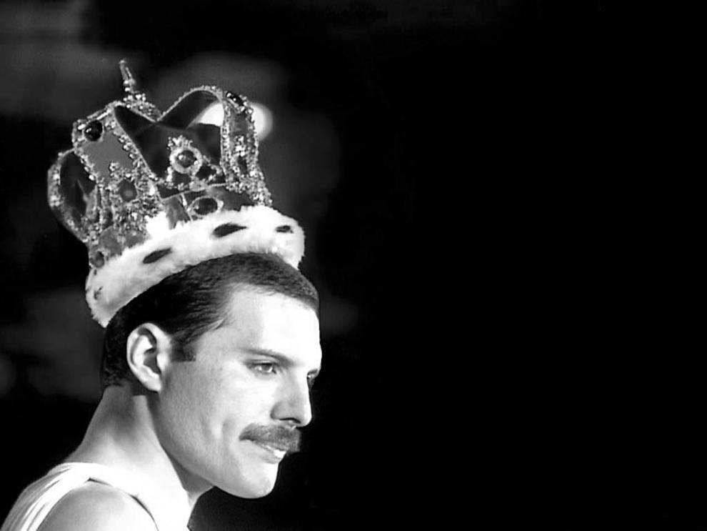 Freddie Mercury, icono de la comunidad LGTBI y de la música