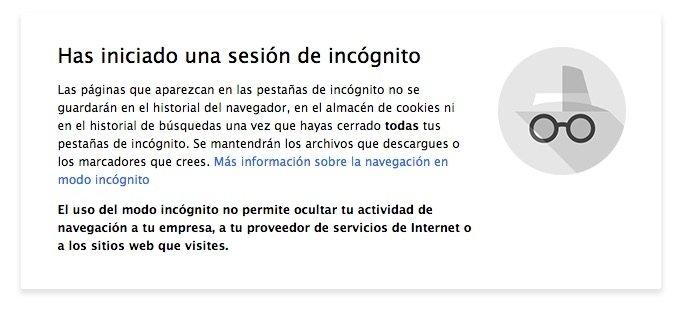 ¿Frustar a la NSA con el modo incógnito de Chrome? - imagen 2