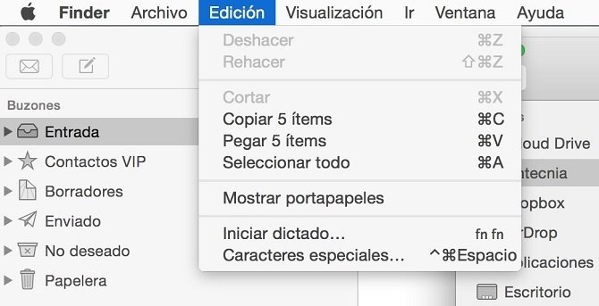 Frustraciones de un 'newbie' en OS X Yosemite