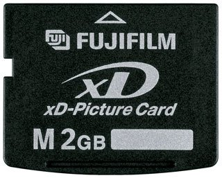 Fujifilm xD Picture Card 2 GB