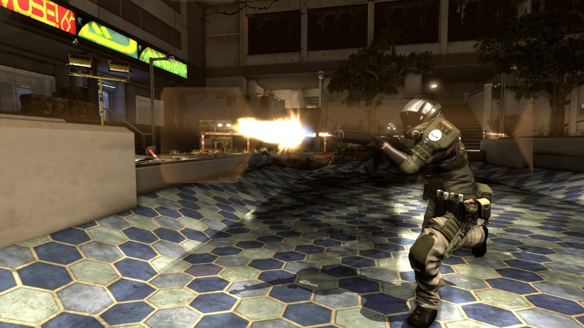Gameplay de Blacklight: Retribution