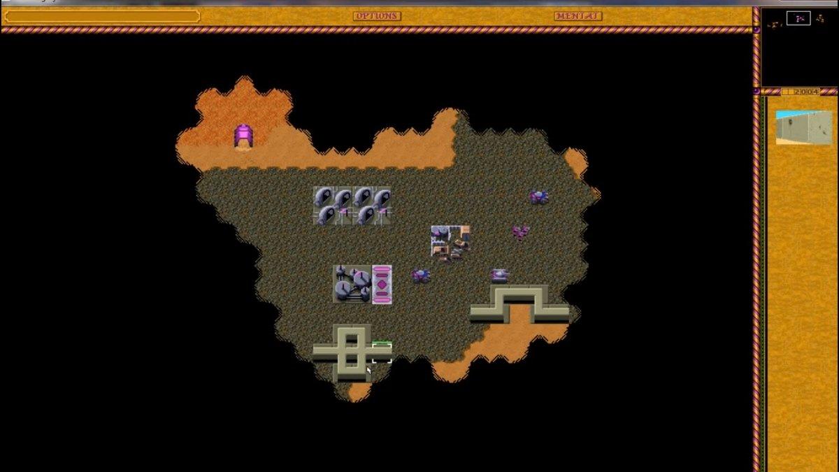 Gameplay de Dune Legacy