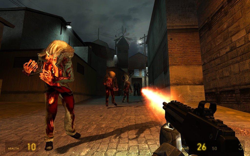 Gameplay de Half-Life 2