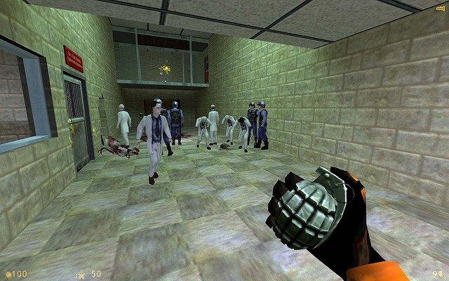 Gameplay de Half-Life