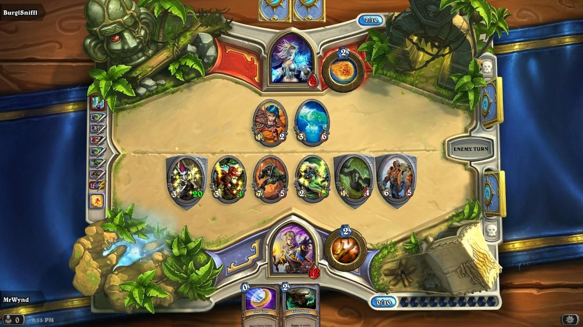 Gameplay de Hearthstone