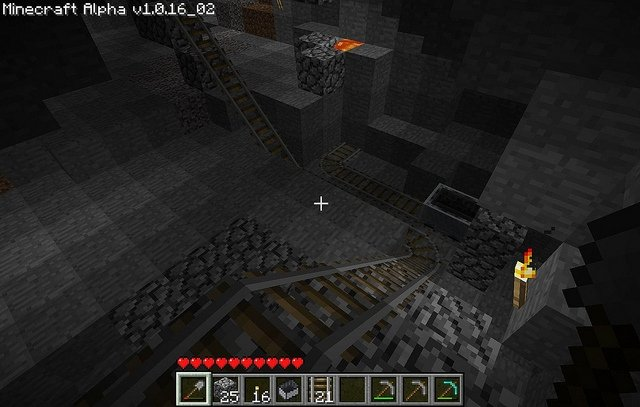 Gameplay de Minecraft