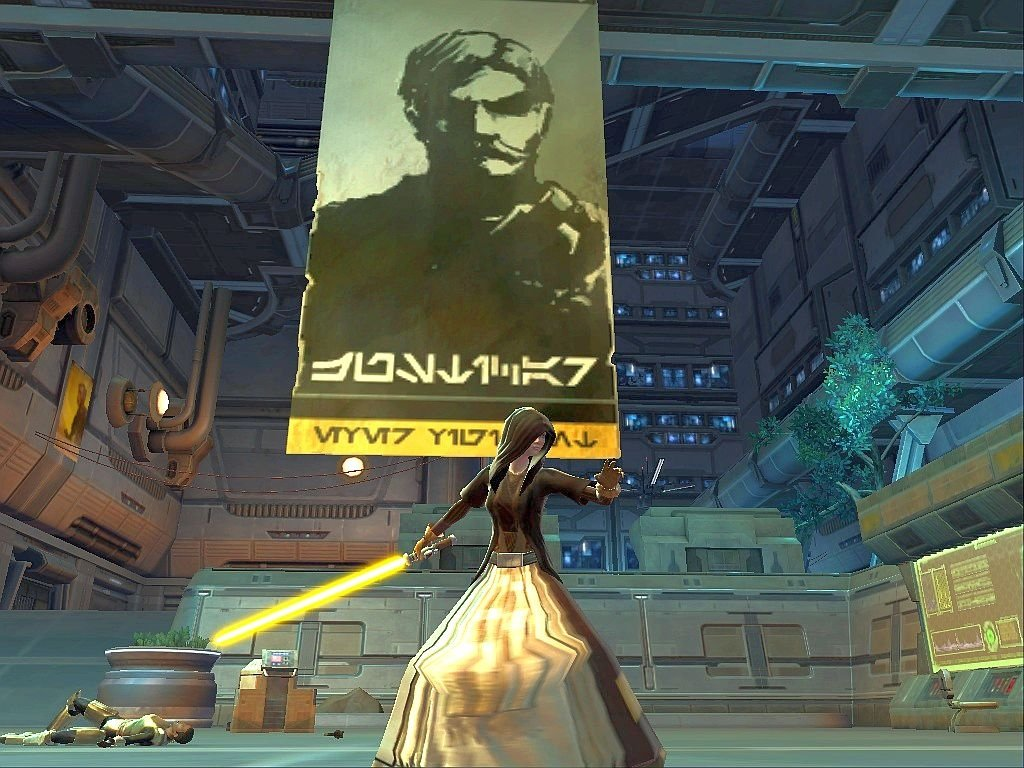 Gameplay de Star Wars: The Old Republic