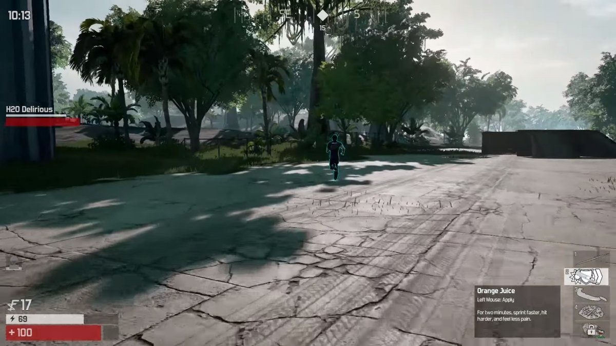 Gameplay de The Culling
