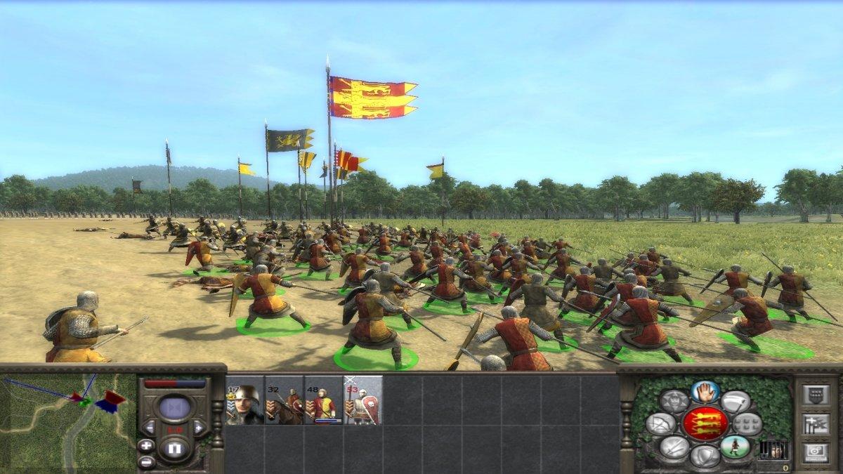 Gameplay de Total War: Medieval II