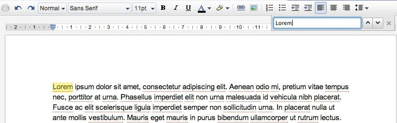Google Docs Truco 3