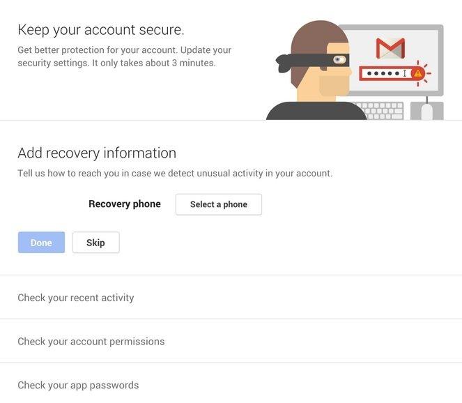 Google pone en jaque a los ladrones de cuentas - imagen 2