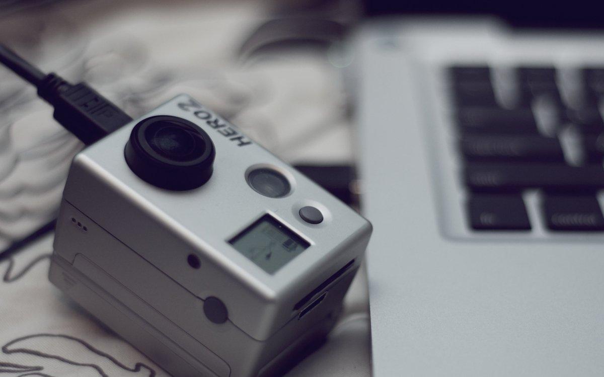GoPro HERO 2, uno de los éxitos de Woodman