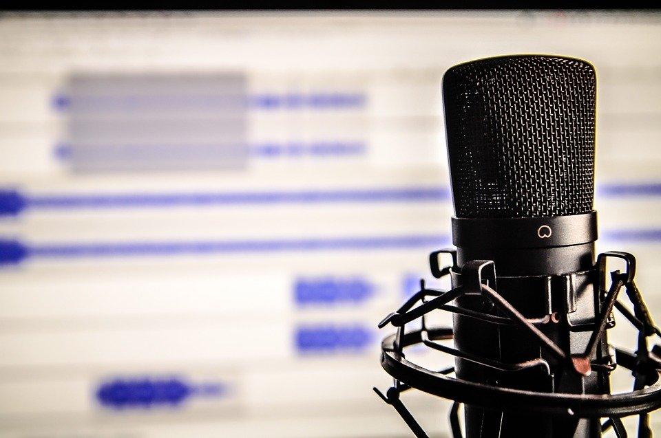 Grabación de audio en calidad de estudio