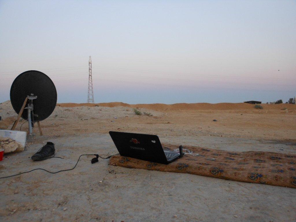 Gracias a los satélites ISIS podría conectarse desde regiones remotas