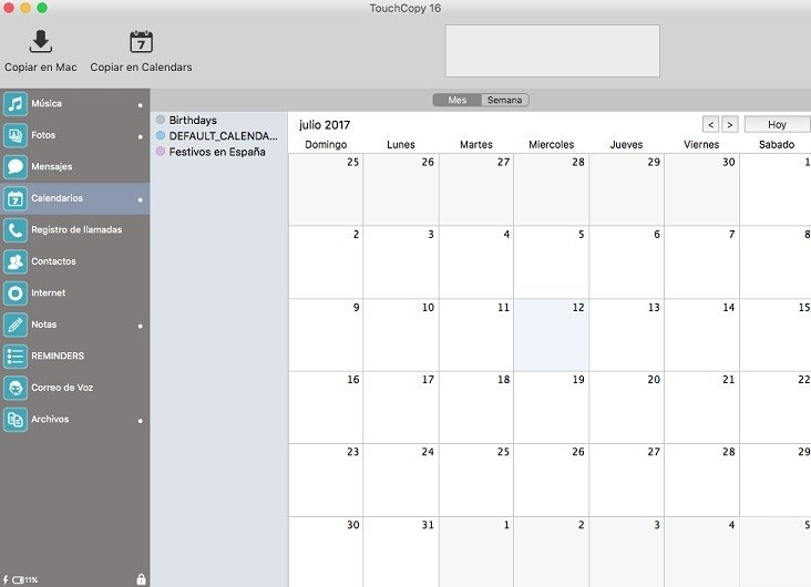 Guarda las fechas importantes de tu calendario