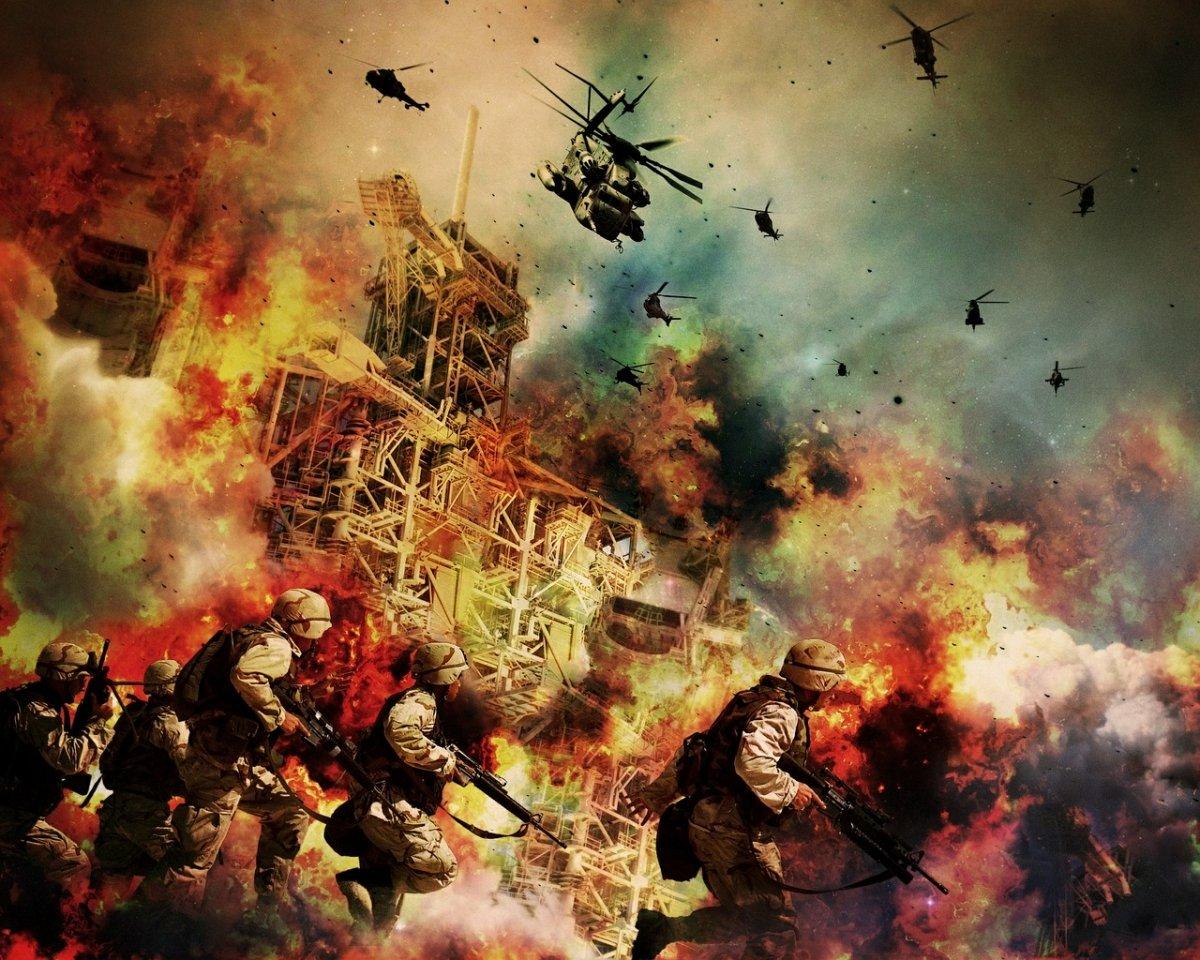 Guerra Moderna en los videojuegos