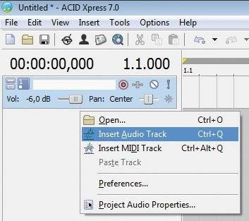 Acid Training Part 1 Learn how to use Sonys Acid Xpress music software. . Acid