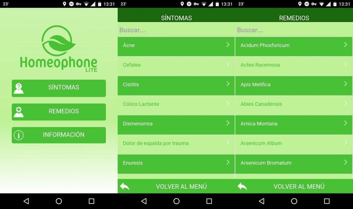 HomeoPhone