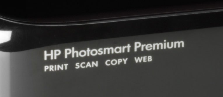 HP Photosmart Premium e-All-in-One detalle