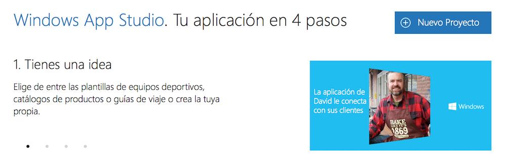I App You, un concurso de aplicaciones eficientes para Windows