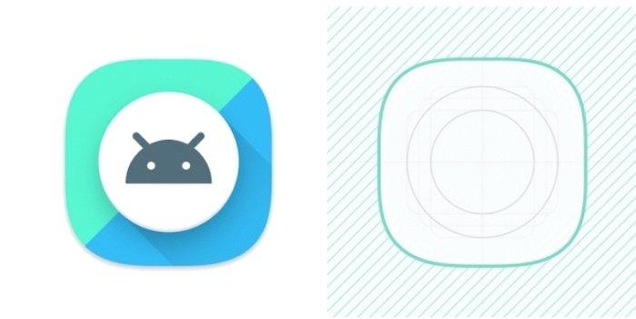 Iconos adaptativos Android O