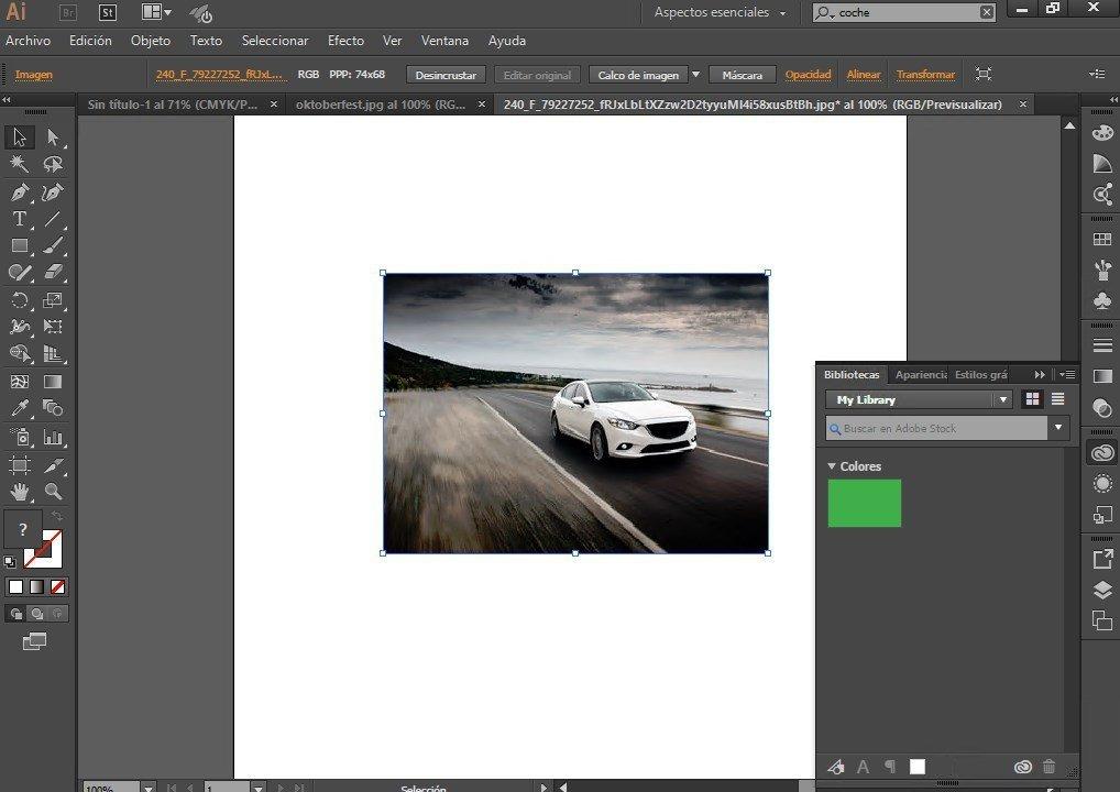 Illustrator, una de las opciones de Adobe