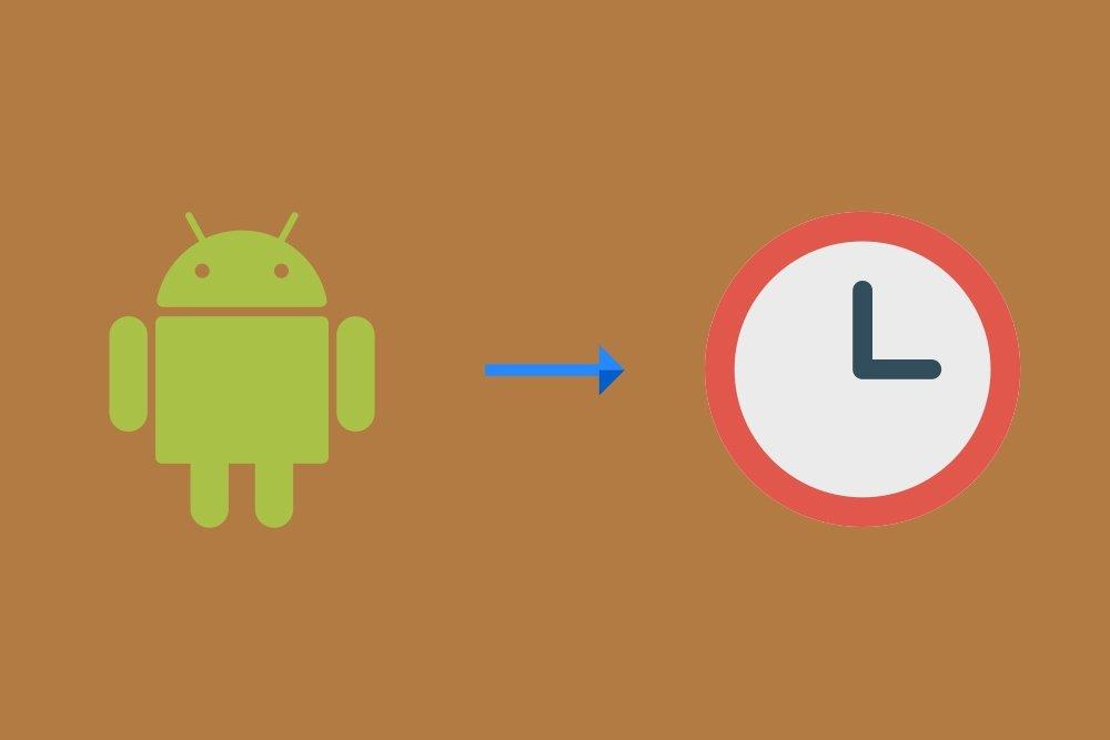 Cómo saber el tiempo de uso del móvil en Android