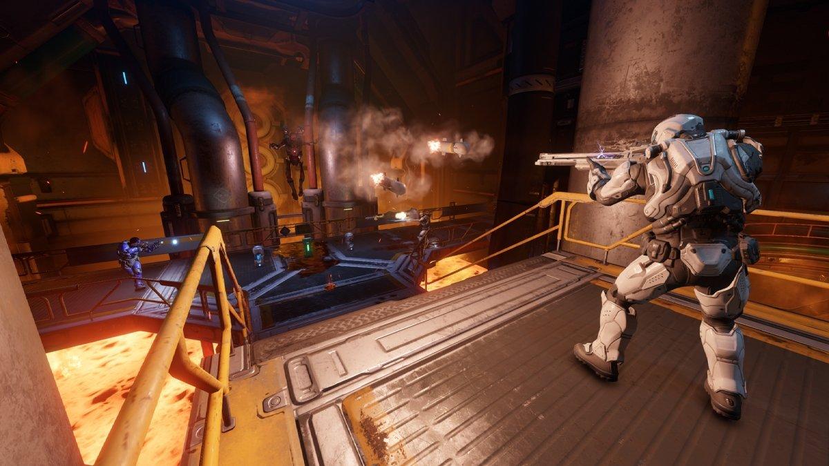 Imagen de Doom para PC