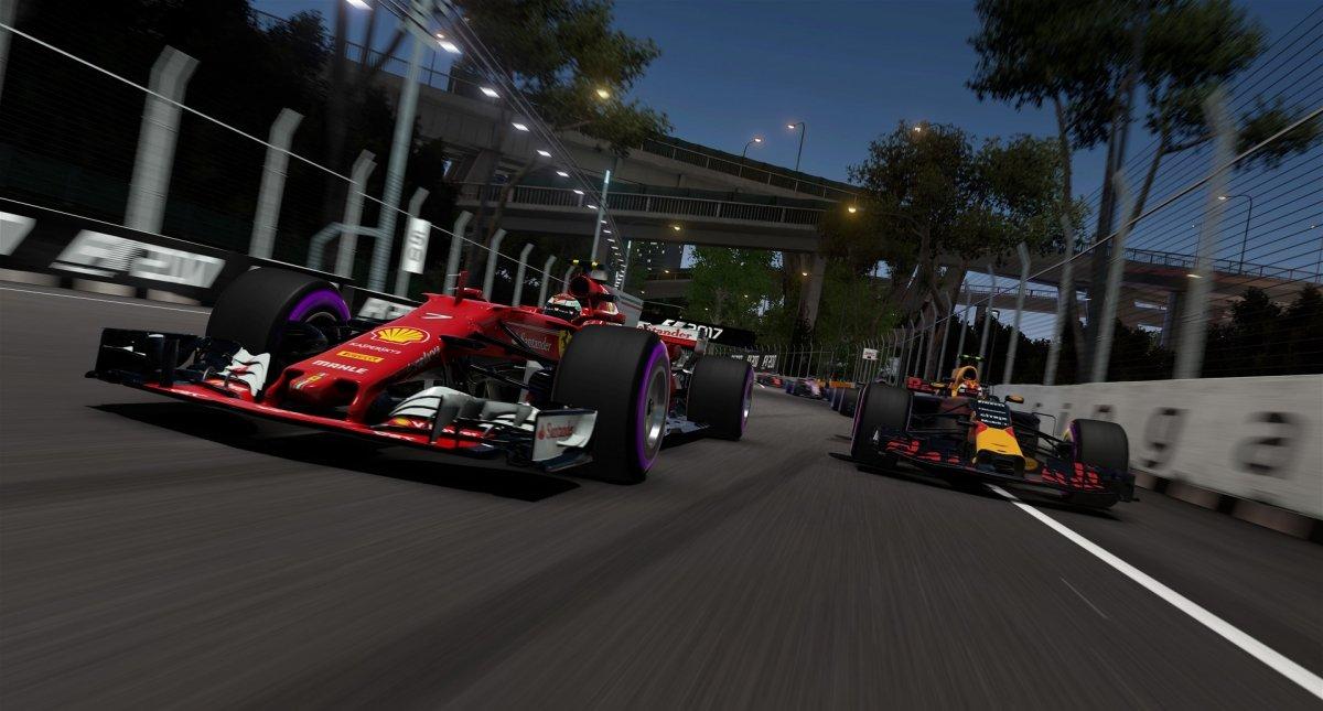 Imagen de F1 2017