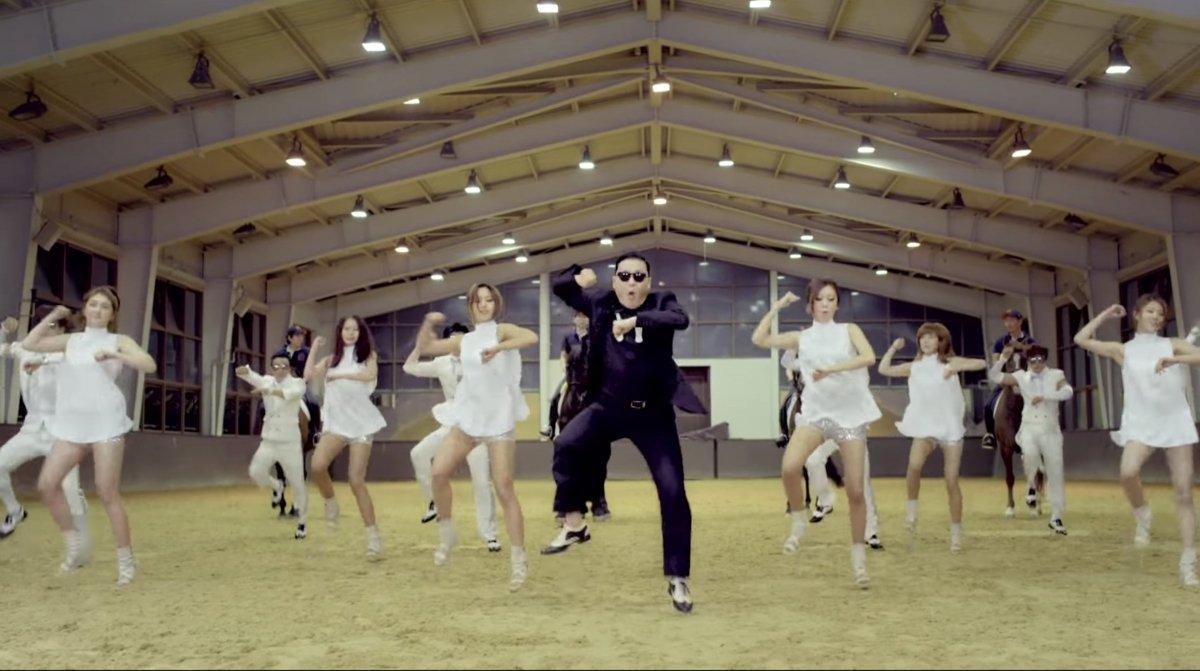 Imagen de Gangnam Style