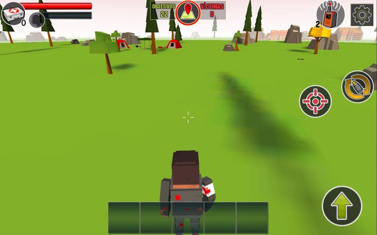 Imagen de Pixel's Unknown Battle Ground