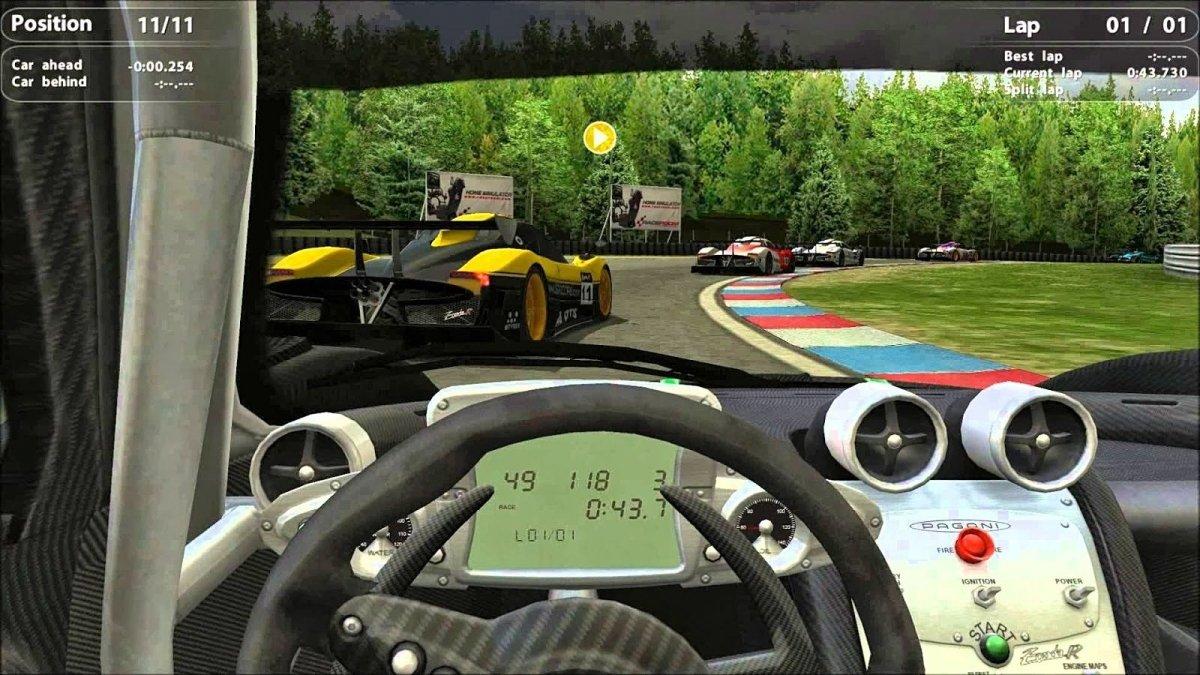 Imagen de RACE Injection