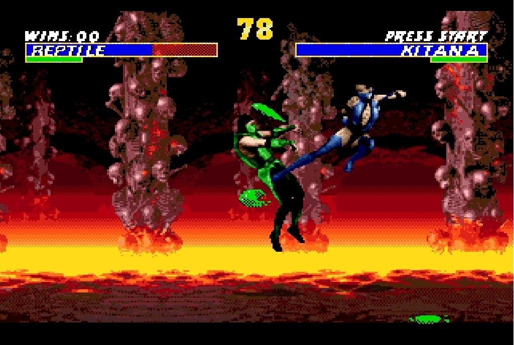 Imagen de Ultimate Mortal Kombat 3