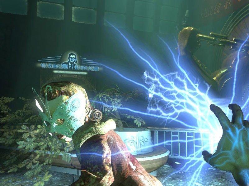 Imagen del juego para PC Bioshock