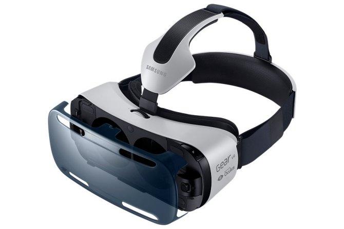Imagen oficial de las Samsung VR