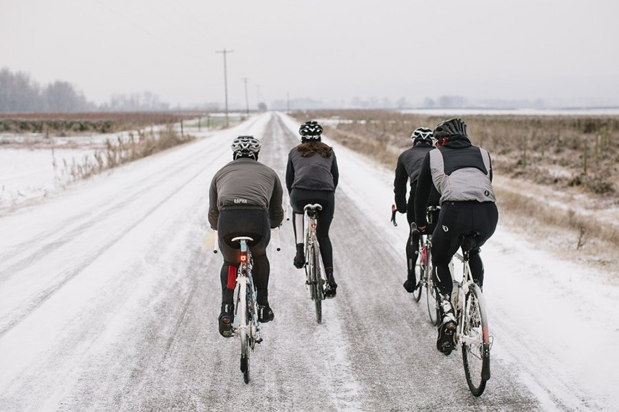 ¡Pasar un poco de frío vale la pena para superar cualquier reto!