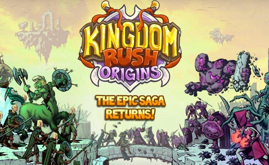 Imagen promocional de Kingdon Rush Origins