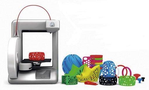 Impresora 3D Cube 3D Printer