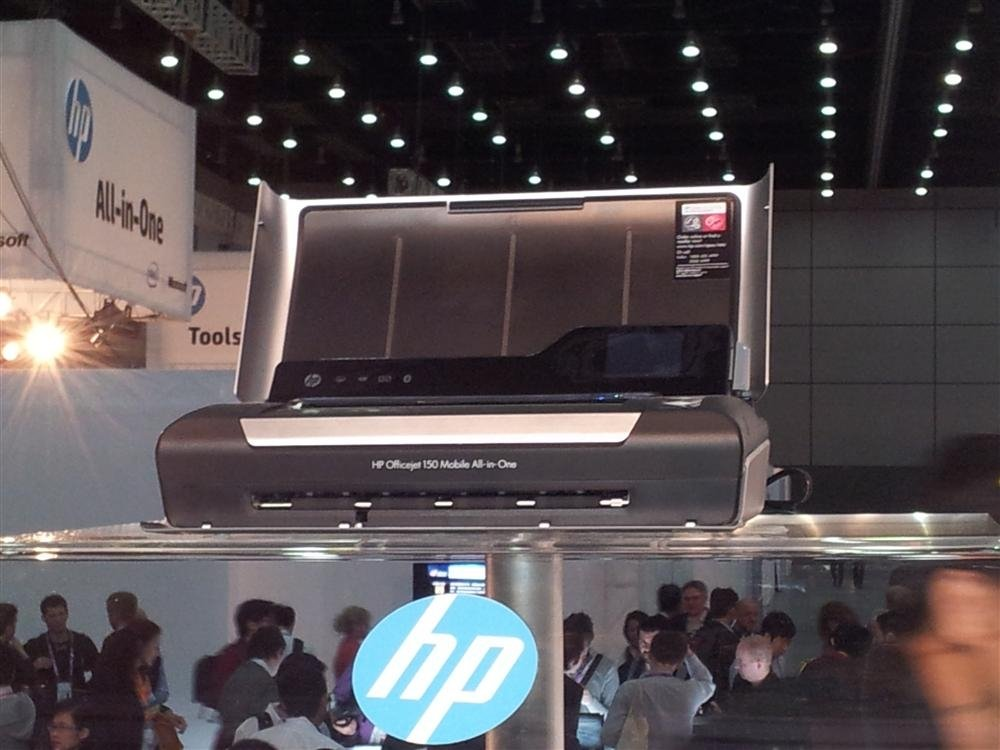 Impresora HP OfficeJet 150 Mobile All in One