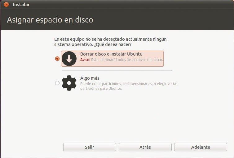 Instala Linux Ubuntu Desktop 3