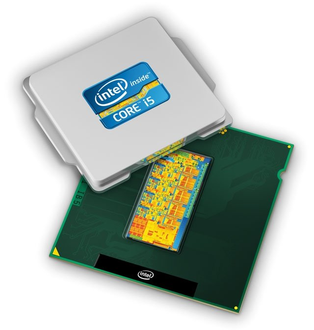 Intel Sandy Bridge procesadores
