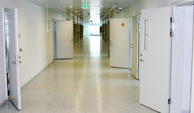 Interior de la prisión de Halden en Noruega