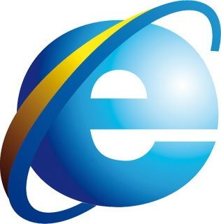 Internet Explorer 9 logo
